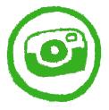 Artzy Social Media Button INSTAGRAM