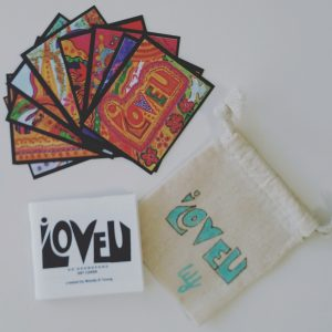 iLoVeU Ho'oponopono Art Cards package!